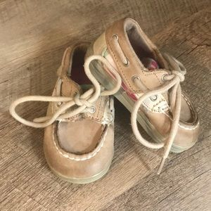 Sperry Top Sider Bluefish Lace Up Shoes
